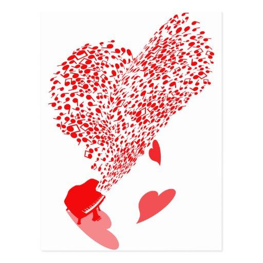 The_Awakening_of_Love Tarjetas Postales
