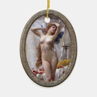 The Awakening of Psyche Ornament
