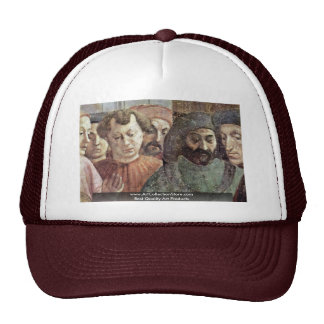 The Awakening Of The Son Of Theophilus Of Antioch Trucker Hat