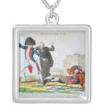 The Awakening of the Third Estate, July 1789 Personalized Necklace