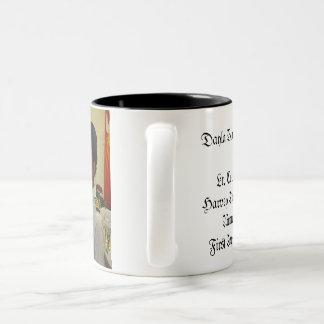 The Award Wing Cup Two-Tone Coffee Mug