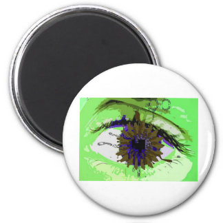 The Awareness Project Kickoff Items 2 Inch Round Magnet
