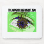 The Awareness Project Kickoff Items Mouse Pad