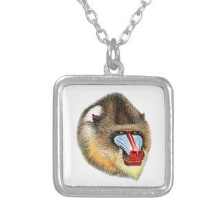 THE AWESOME MANDRILL NECKLACES