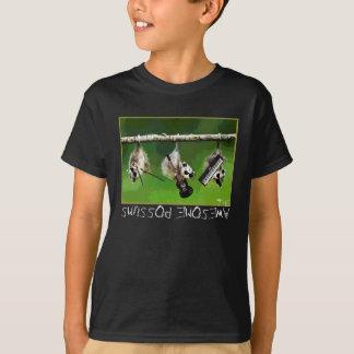 the Awesome Possums tshirt