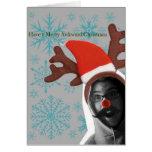 The Awkward Christmas Card