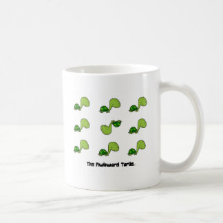 The Awkward Turtle Coffee Mug