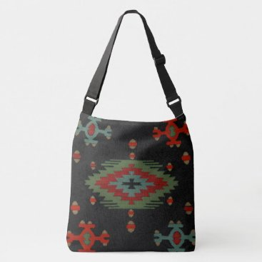 Aztec Themed The Aztec Crossbody Bag