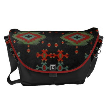 Aztec Themed The Aztec Messenger Bag