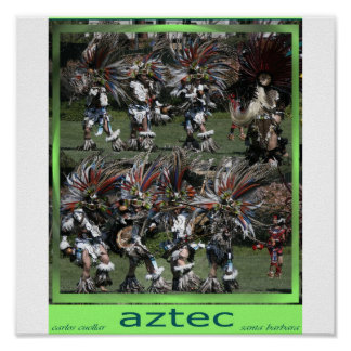 the aztec poster