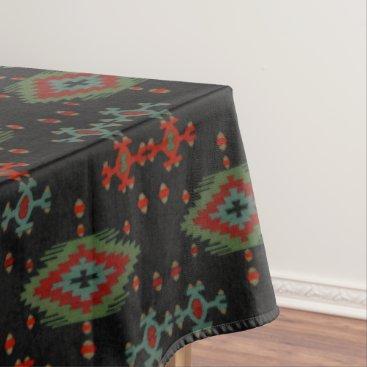 Aztec Themed The Aztec Tablecloth