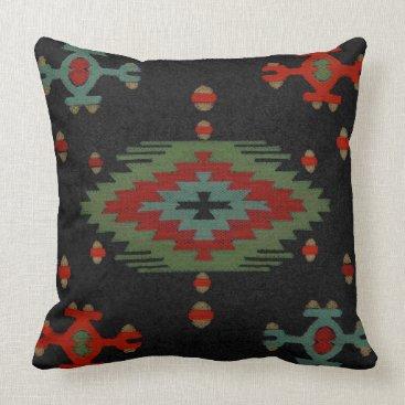 Aztec Themed The Aztec Throw Pillow