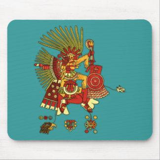 The Aztecs Mouse Pads