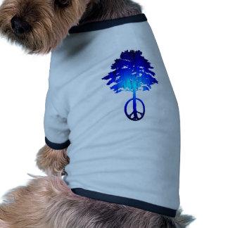 The AZUL Peace Dog Clothes