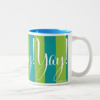 "The ""Babe Paley"" Yay! Mug"