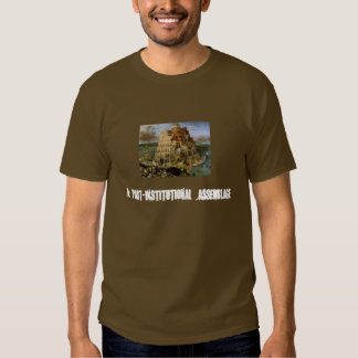 The BABEL Working Group T-Shirt