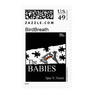 The Babies Postage