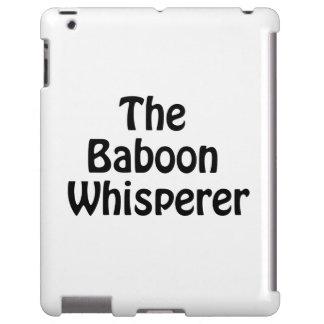 the baboon whisperer