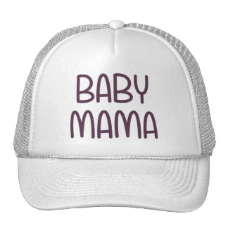 The Baby Mama (i.e. mother) Hats