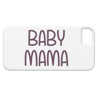 The Baby Mama (i.e. mother) iPhone SE/5/5s Case