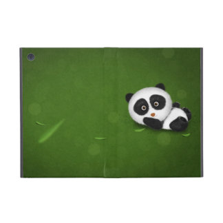 The baby panda cover for iPad mini