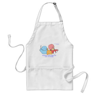 the baby tank loves you (and ice cream) aprons