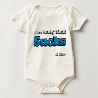 The Baby That Sucks Jumper Baby Bodysuit