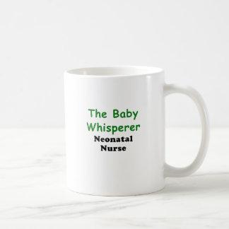 The Baby Whisperer Neonatal Nurse Coffee Mug