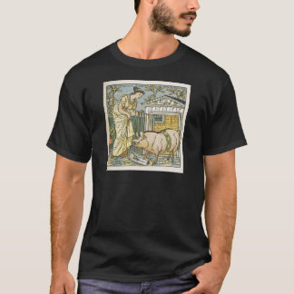 The Baby's Opera ~ Lady who Loved All Swine T-Shirt