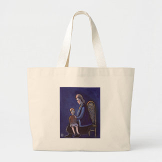 THE BABYSITTER LARGE TOTE BAG