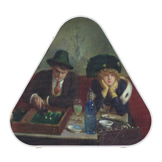 The Backgammon Players Bluetooth Speaker