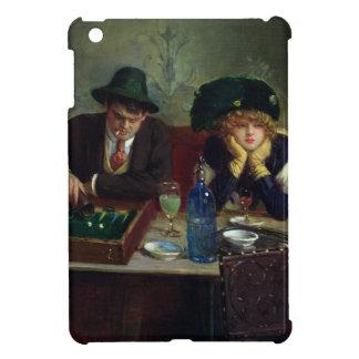 The Backgammon Players iPad Mini Case