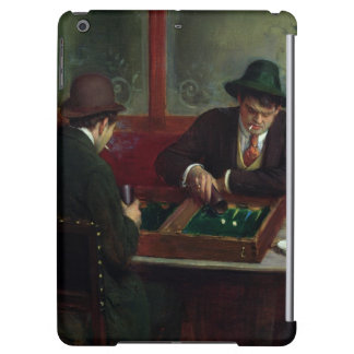 The Backgammon Players Cover For iPad Air