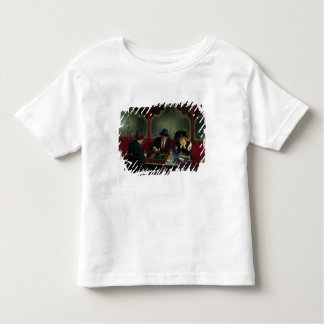 The Backgammon Players Toddler T-shirt