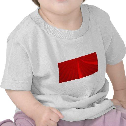 the-background-293017 DIGITAL ROJO CALIENTE Camisetas