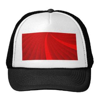 the-background-293017 HOT RED DIGITAL SWIRLS back Hat