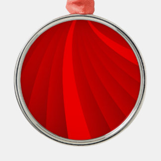 the-background-293017 HOT RED DIGITAL SWIRLS back Christmas Tree Ornaments