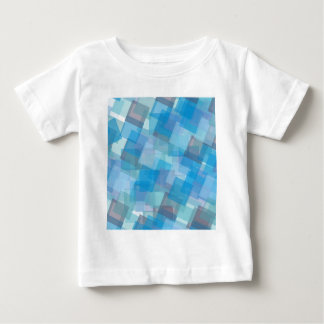 the-background-387205 ASSORTED BLUE LAYERED SQUARE Baby T-Shirt