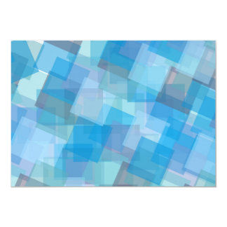 the-background-387205 ASSORTED BLUE LAYERED SQUARE Card