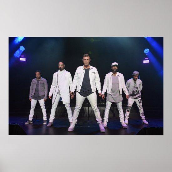 The Backstreet Boys   KTU's KTUphoria Show Poster
