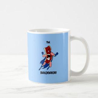 the baconator coffee mug