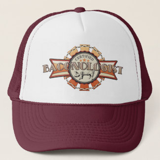 The Baconologist Seal Trucker Hat