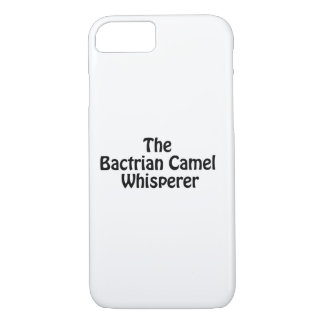 the bactrian camel whisperer iPhone 7 case