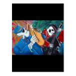The Bad Blues Bone Band Post Cards
