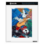 The Bad Blues Bone Band Skins For NOOK