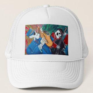 The Bad Blues Bone Band Trucker Hat