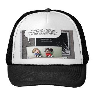 The Bad-Economy Tooth Fairy Trucker Hat