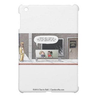 The Bad-Economy Tooth Fairy iPad Mini Cases