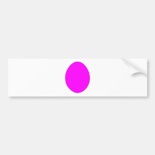 The Bad Egg The Good Egg Egg Solid Purple Lt Gifts Bumper Sticker