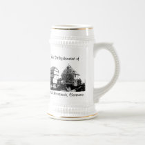 The Bad Kreuznach Bridgehouses Beer Stein